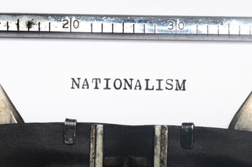 Nationalism and PublicPolicy