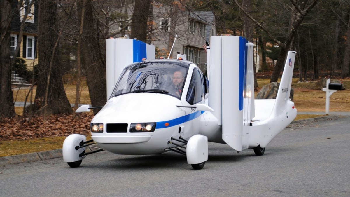 Buy this flying car next year. http://terrafugia.com/